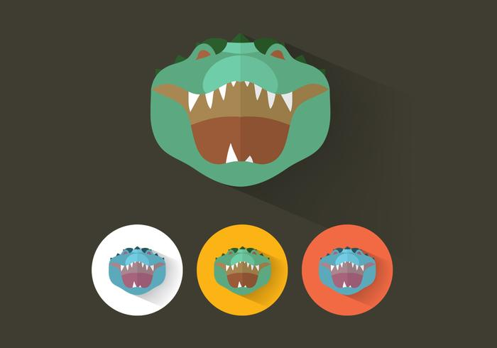 Alligator psd