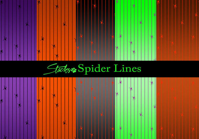 Spider Pattern Backgrounds