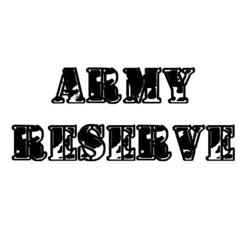 Army Reserve Brush