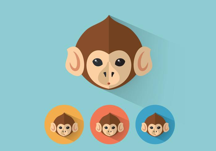 Monkey PSD Portraits