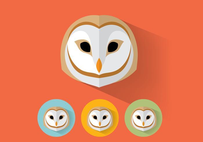 Owl PSD Portraits