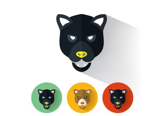 Retratos de Panther PSD