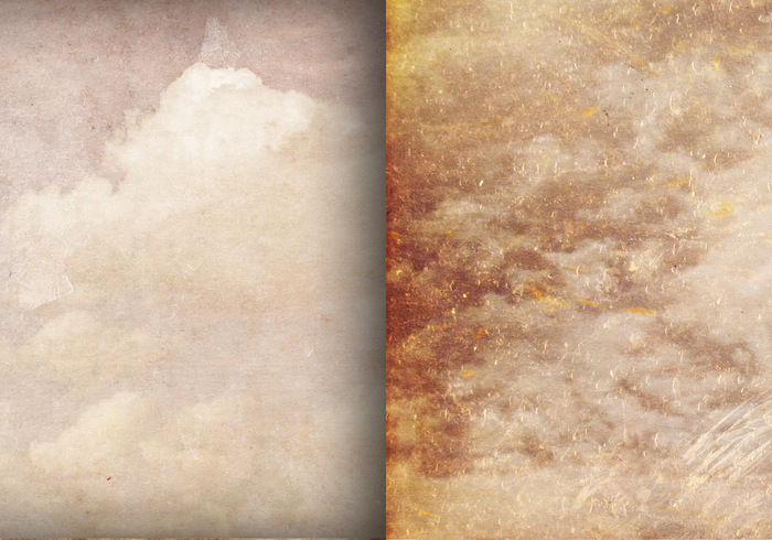 Free Grungy Cloud Textures