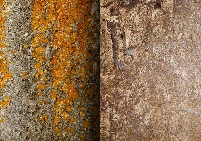 Texturas de terra grungy grátis