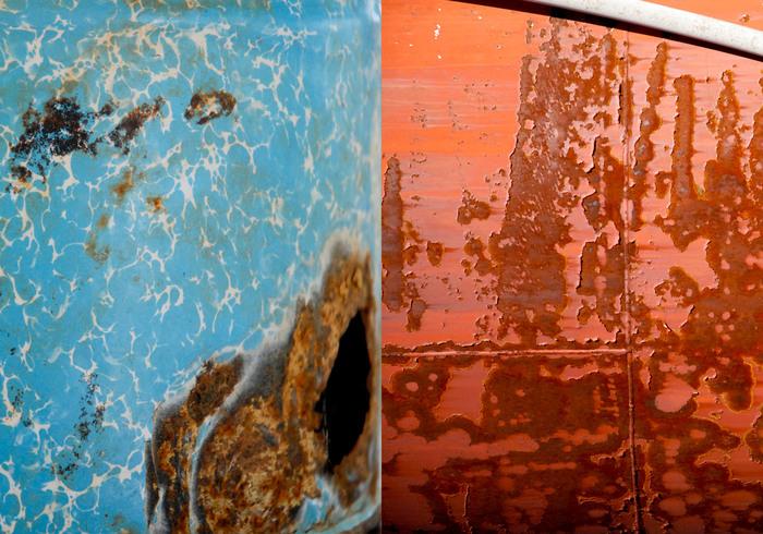 Free Rusty Metal Textures