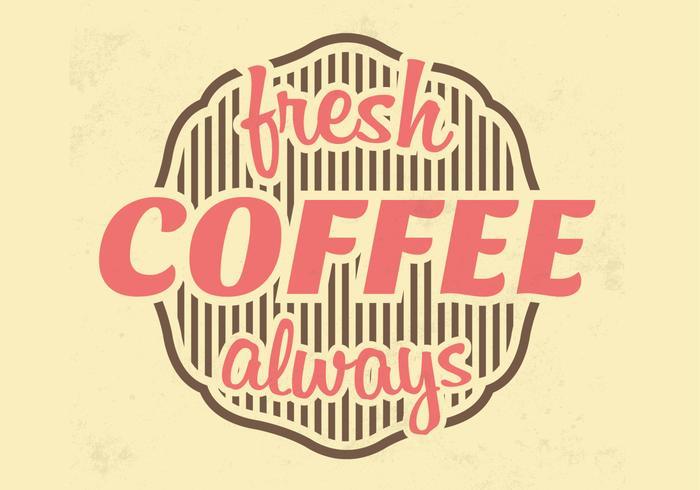 Fresh Coffee PSD Background