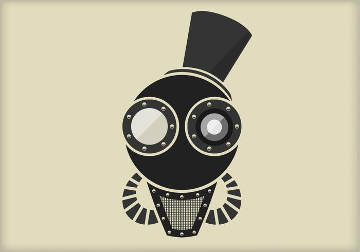 Steampunk PSD Portrait Two