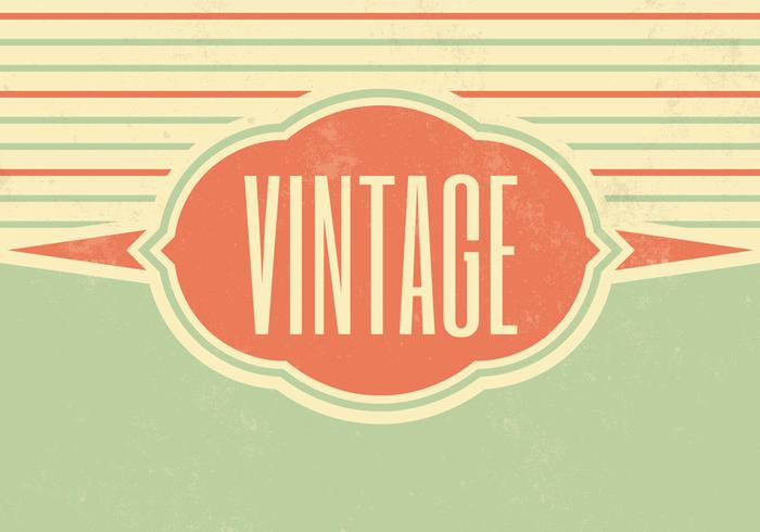Striped Vintage PSD Background Two