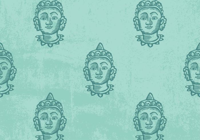 Buddha Pattern
