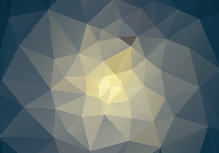 Geo Shape Polygonal Background