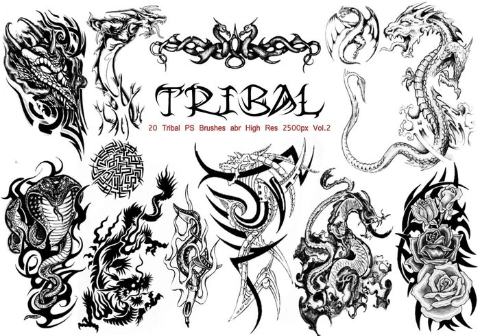 Tribal PS Penslar Vol.2