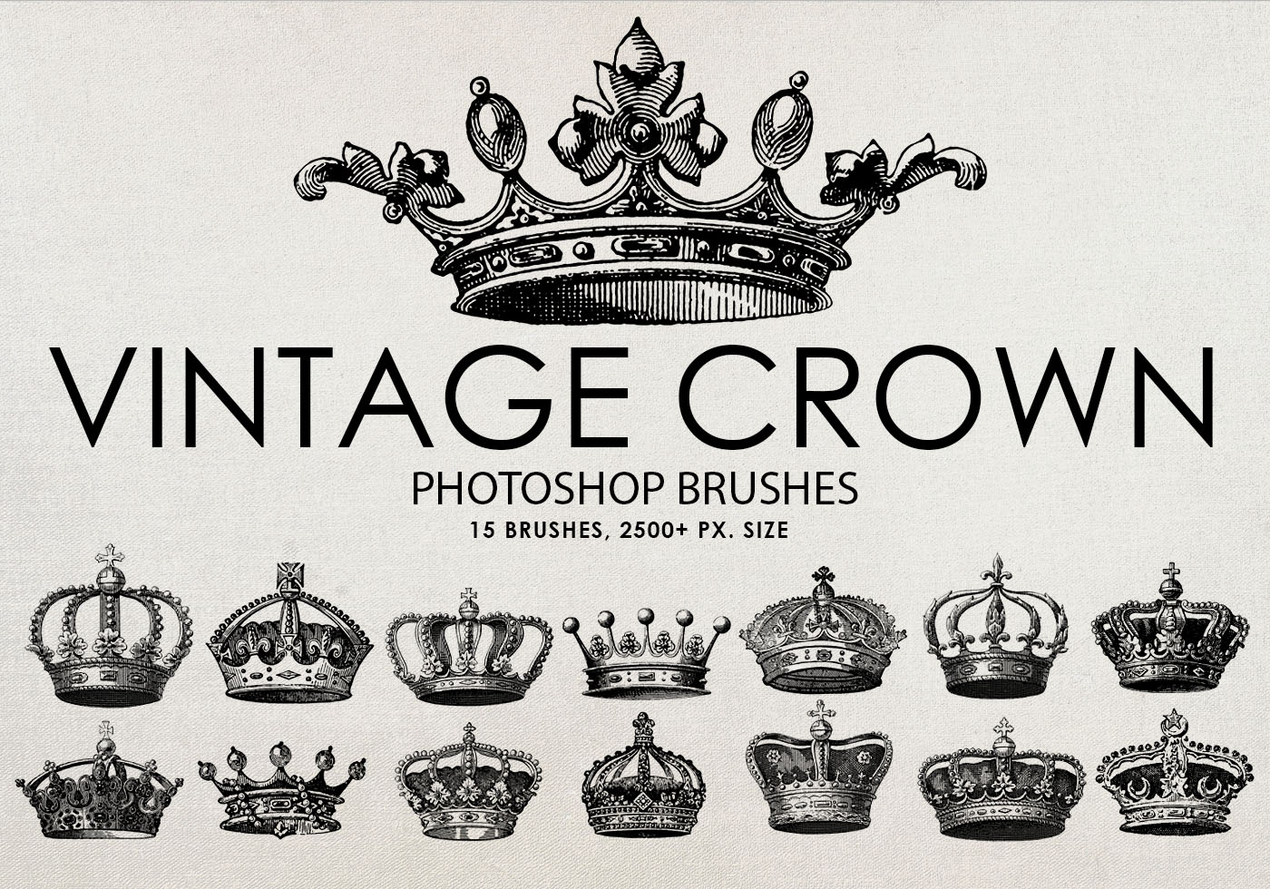 Vintage Free Brushes - (2,394 Free Downloads)