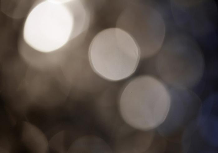 Padrões de luzes de lentes
