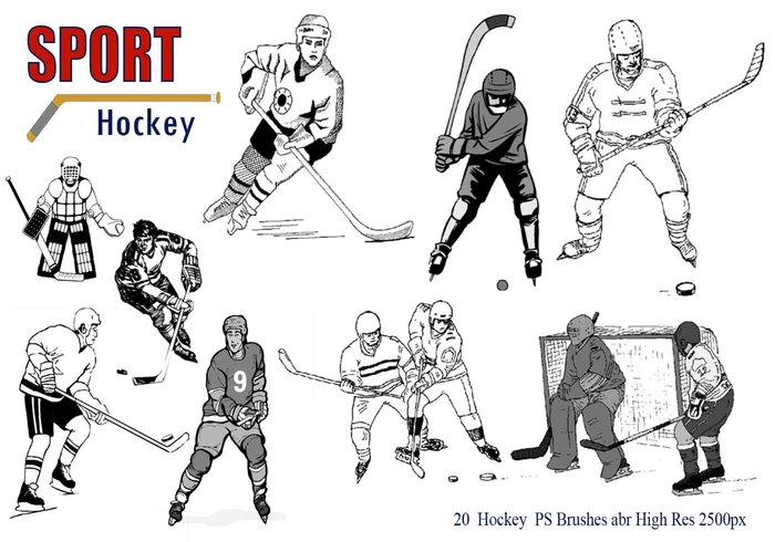Hockey Ps Brushes abr.