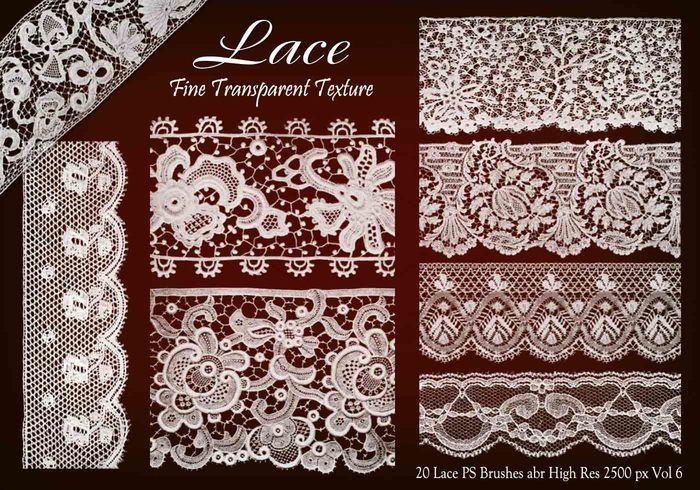 20 lace ps escova abr vol 6