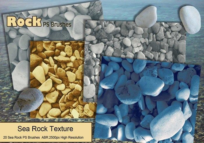 Sea Rock ps borstar abr.