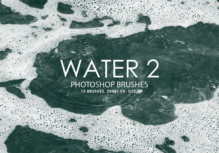 Free Water Photoshop Brushes 2