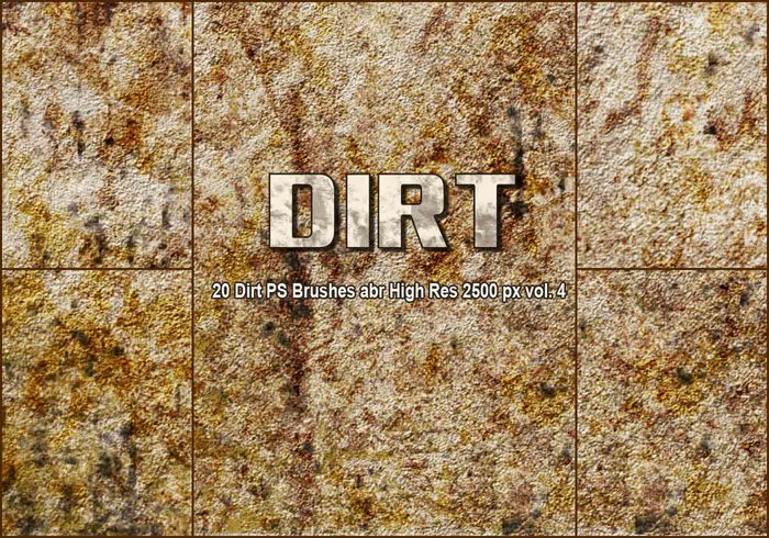 20 Dirt PS Pinceles abr. Vol. 4