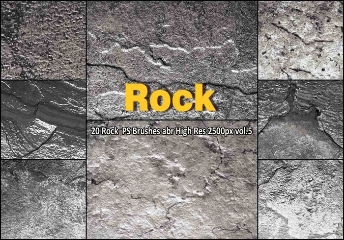Rock Texture PS Penslar abr vol.5