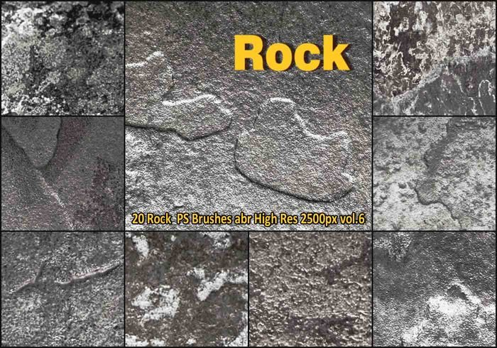 Rock Texture PS Penslar abr vol.6