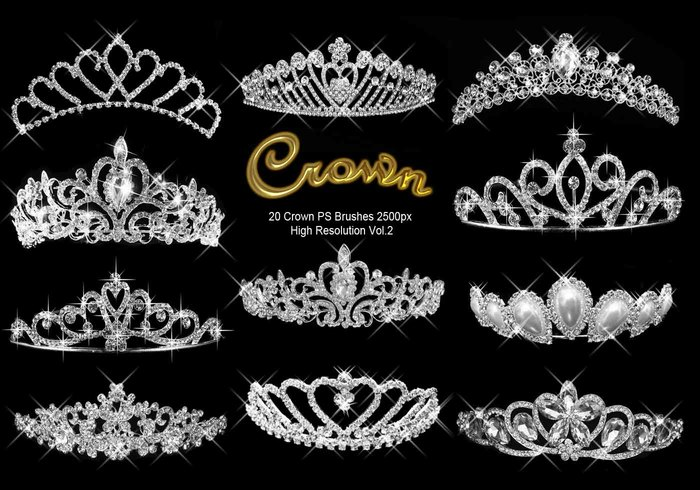 20 Crown PS Bürsten abr.Vol.2