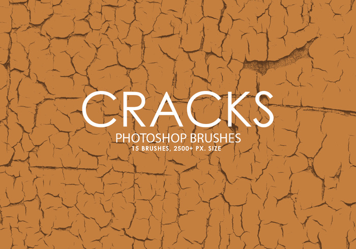 Free Cracks Photoshop Brushes