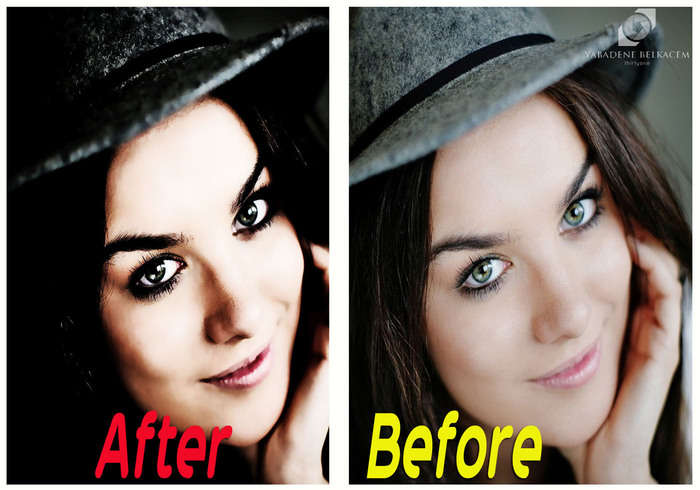 Elle Photoshop Acties