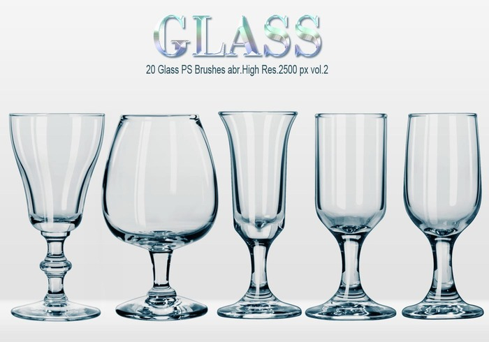 20 Glass PS Brushes abr.vol.2