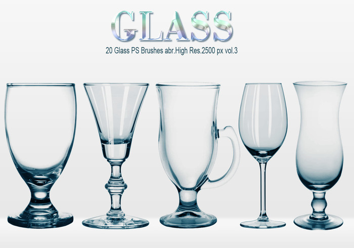 20 Glass PS Brushes abr.vol.3