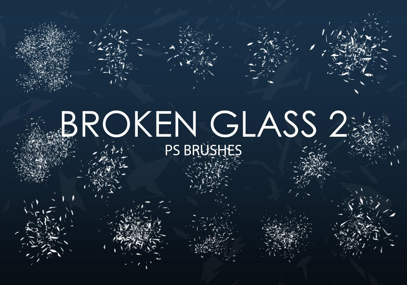 Broken Glass Brushes | Free Photoshop Brushes at Brusheezy!
