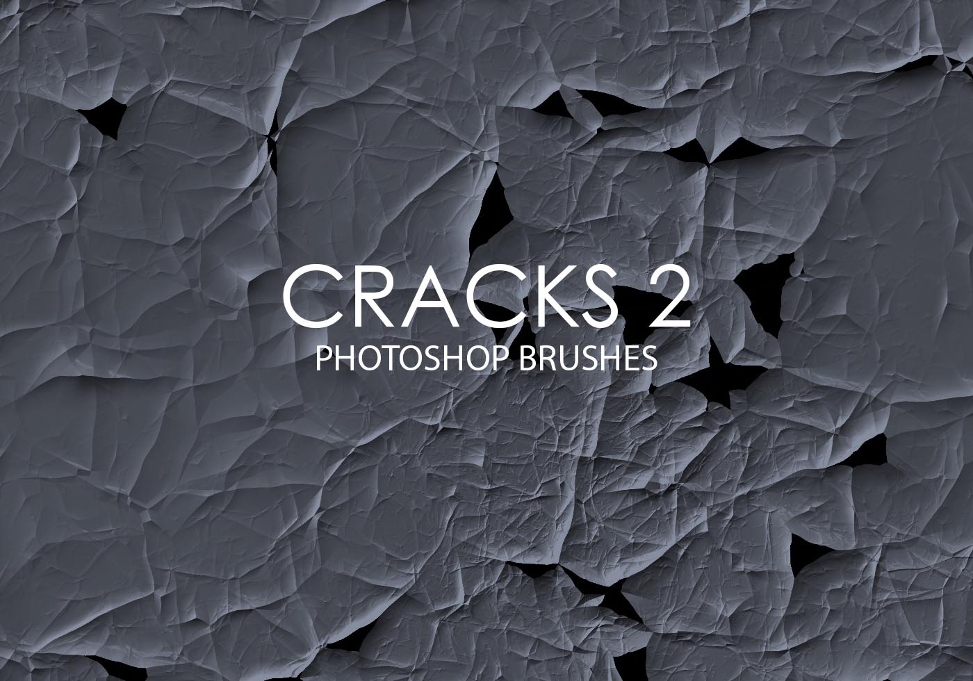 Free Abstract Cracks Photoshop Brushes 2 Free Photoshop