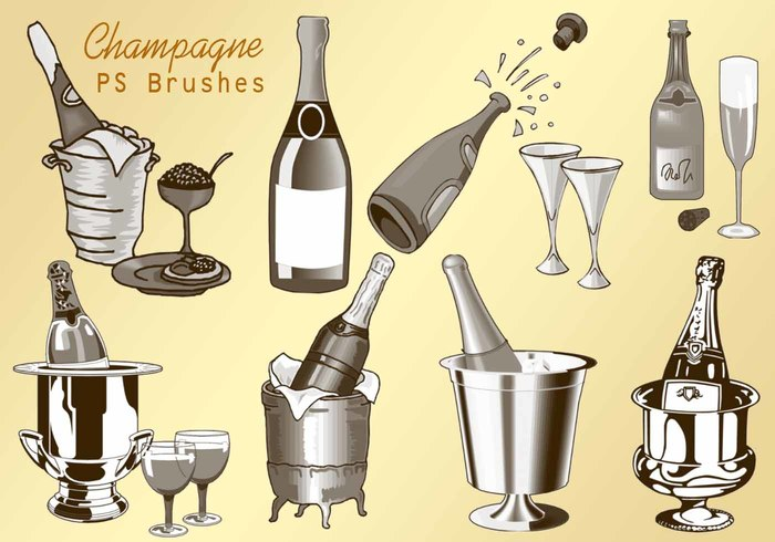 20 Champagne PS Brushes abr.vol.2