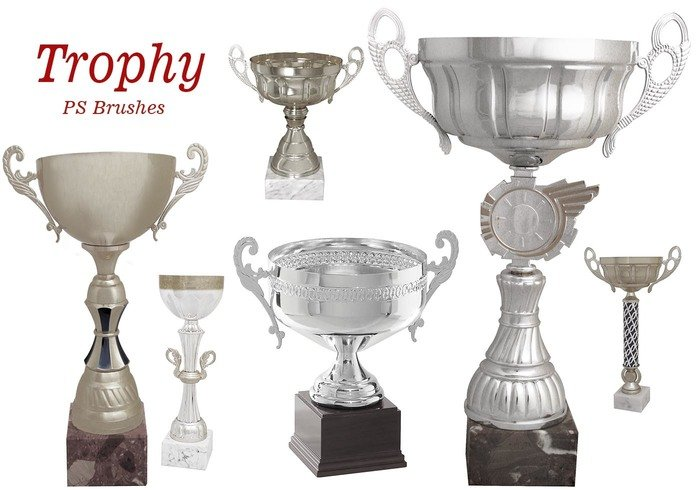20 Trophy PS Brushes abr.vol.2