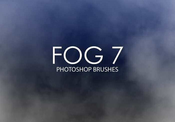 Gratis Fog Photoshop Borstels 7