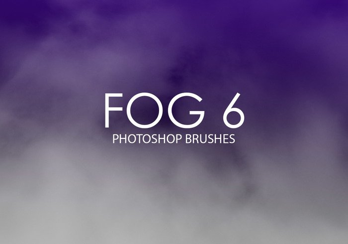 Free Fog Photoshop Brushes 6