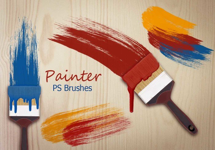 20 Painter Ps Brushes Abr Free Photoshop Brushes At Brusheezy