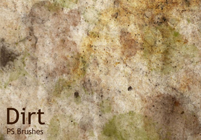 20 Dirt PS Brushes abr  vol 10