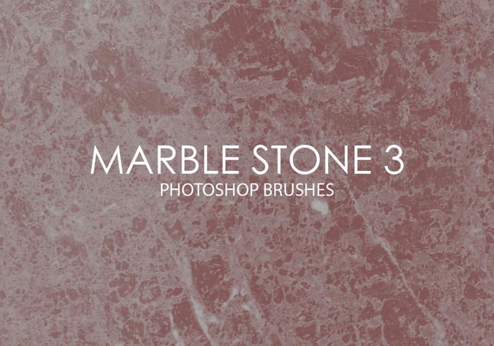 Escovas de fotos de pedra de mármore grátis 3