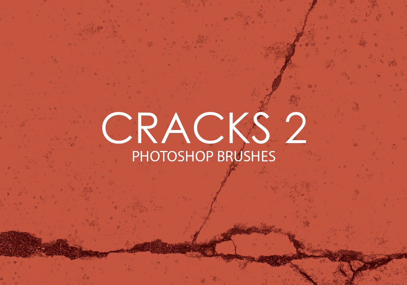 free cracks photoshop brushes 2