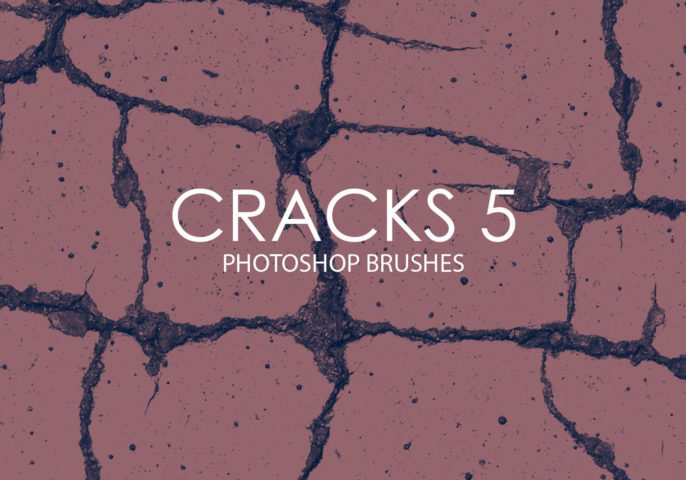 free cracks photoshop brushes 5
