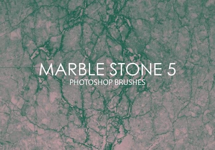 Pinceaux Gratin de Photoshop Marble Stone 5