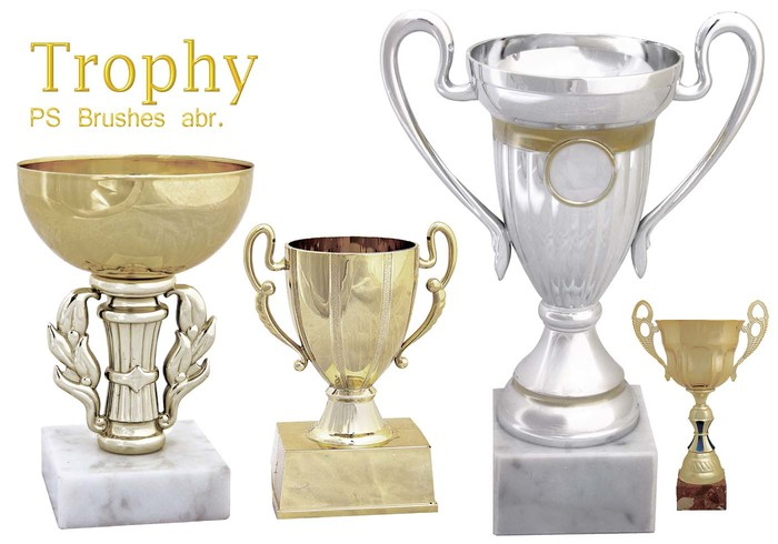 20 Trophy PS Brushes abr. Vol.3