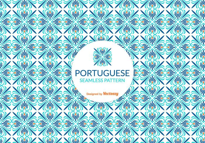 Portugese Tegelpatroon