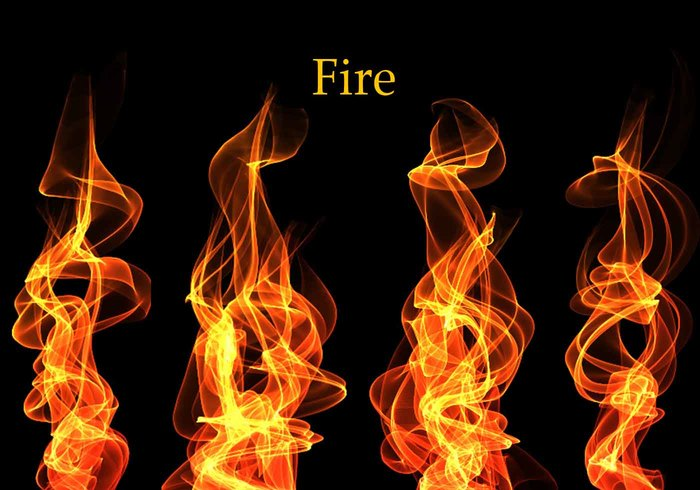 20 Fire PS Brushes abr.Vol.6