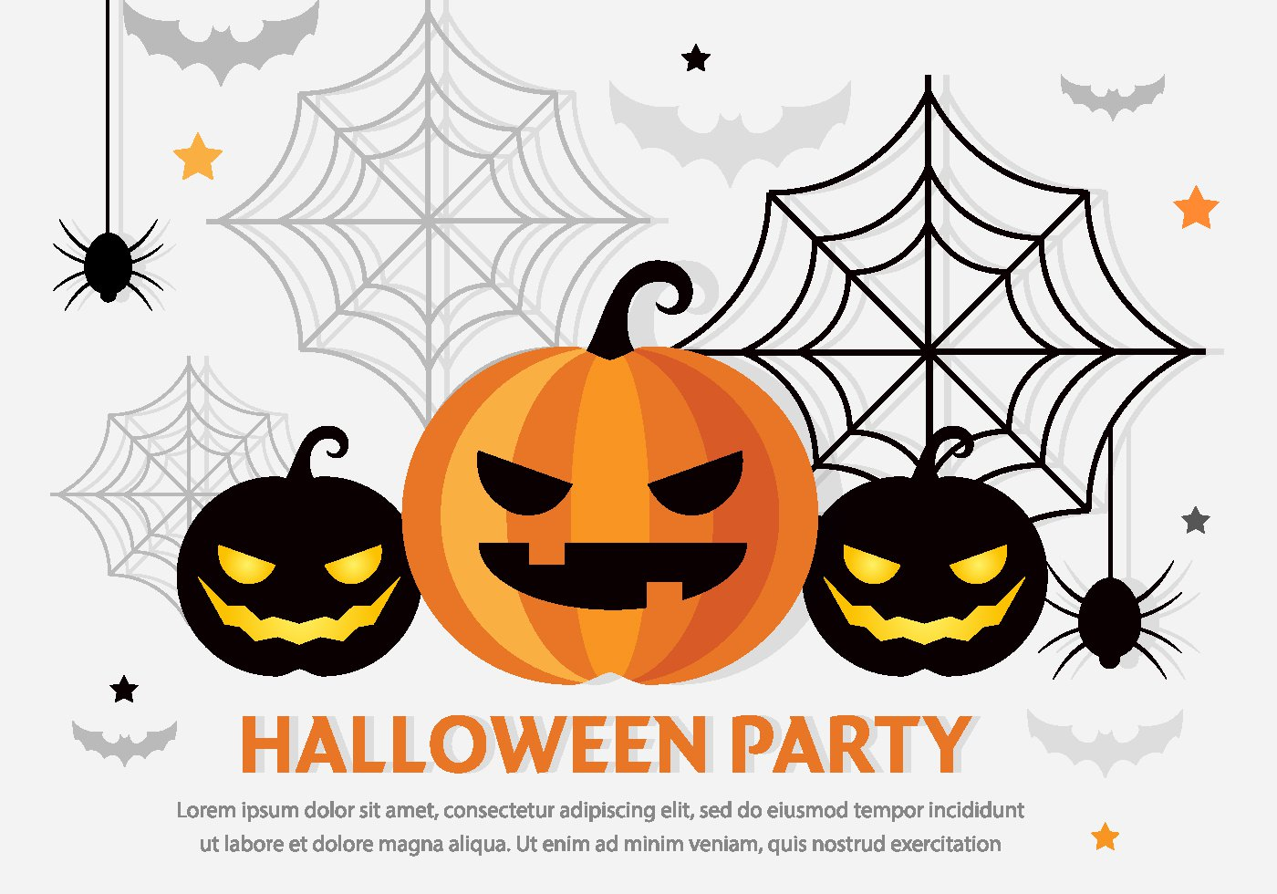 Halloween psd pumpkinheads free photoshop brushes at brusheezy for Halloween psd