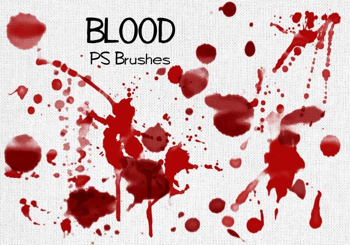 Brosseuse de 20 Blood Splatter abr vol.3