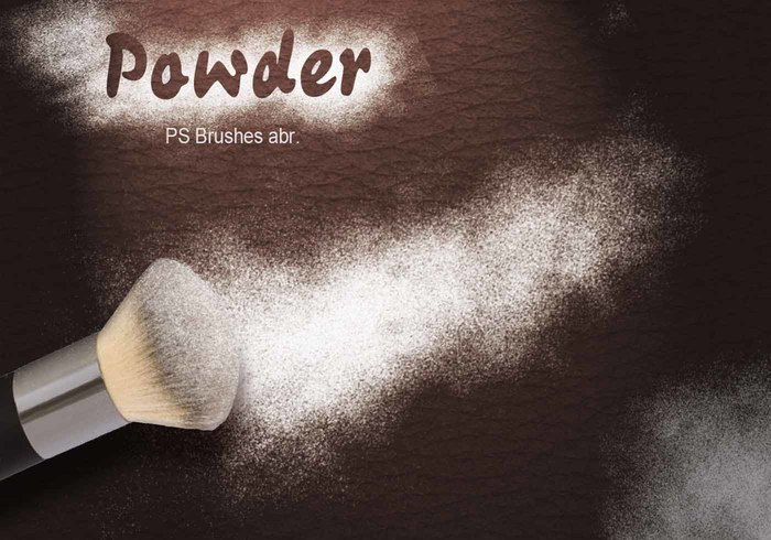 20 Powder PS Brushes.abr Vol.3