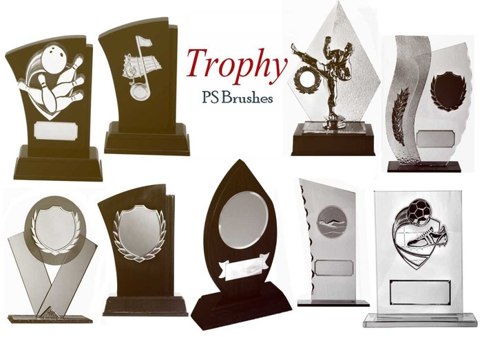 20 Trophy PS Brushes abr.vol.5