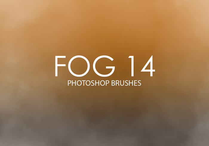 Pinceaux Gratin de Photoshop Fog Photos 14