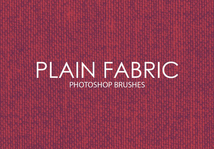Free Plain Fabric Photoshop Bürsten